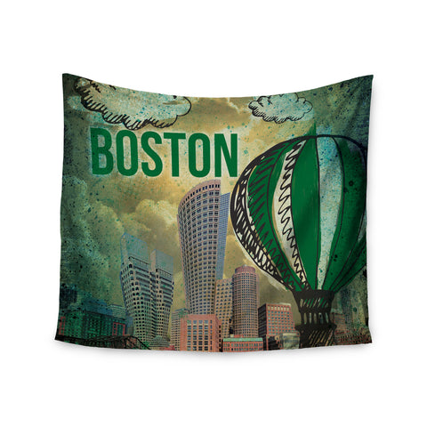 "iRuz33 ""Boston""  Wall Tapestry - Outlet Item"