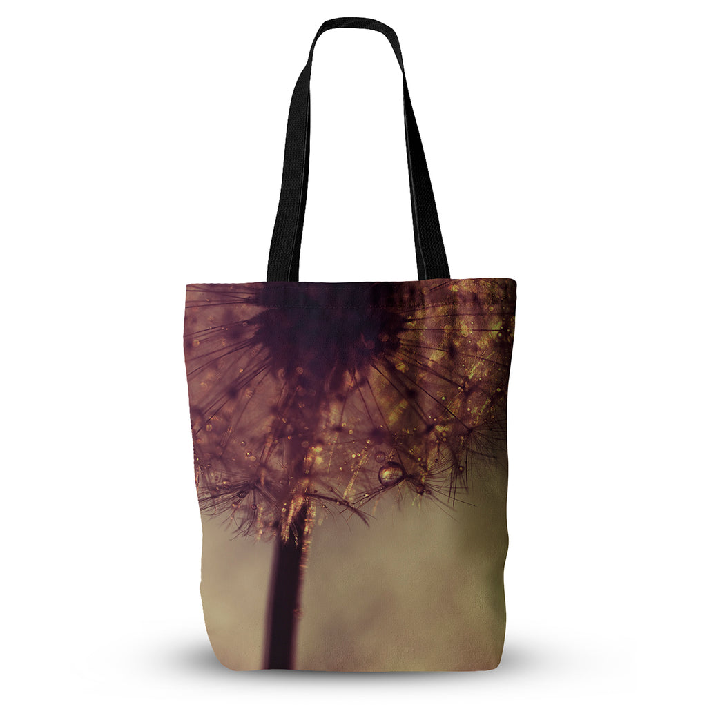 "Ingrid Beddoes ""Droplets of Gold"" Tote Bag - Outlet Item"