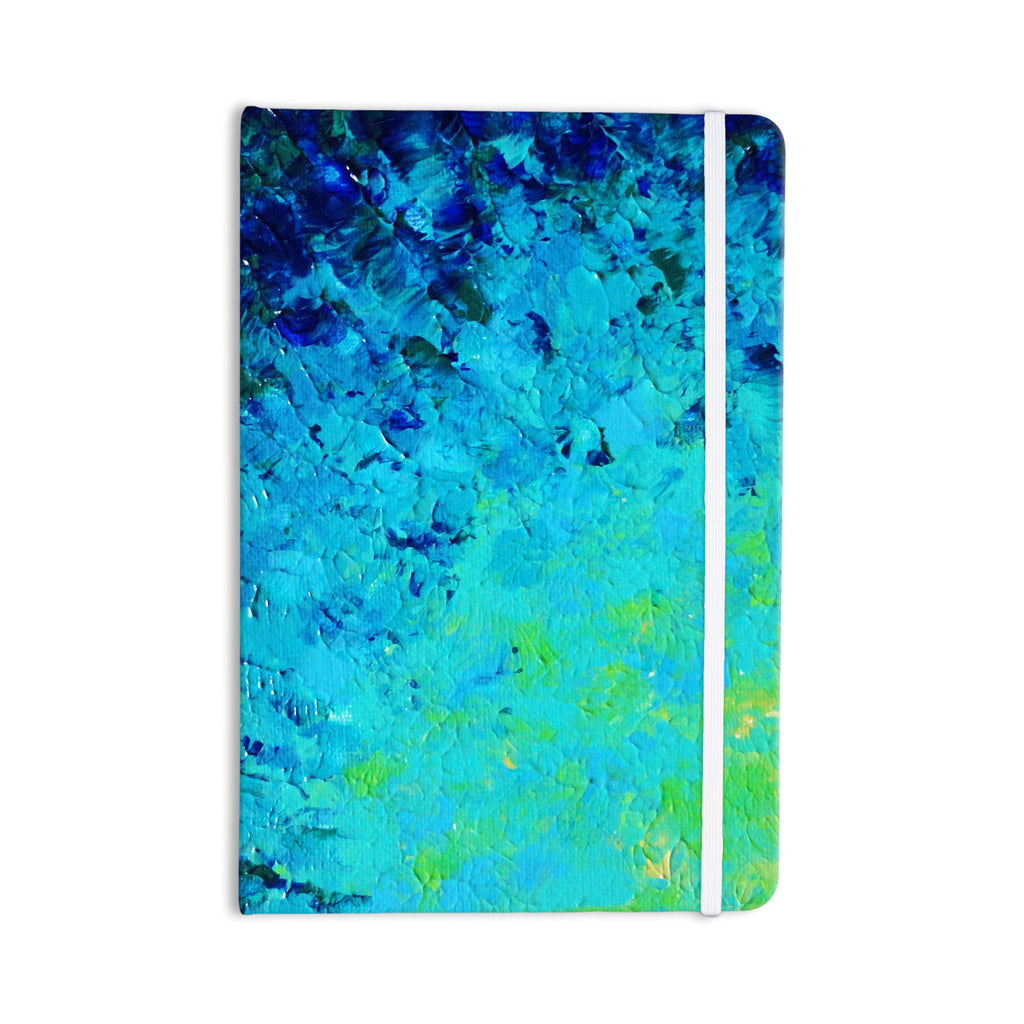 "Ebi Emporium ""True Reflection"" Everything Notebook - KESS InHouse  - 1"