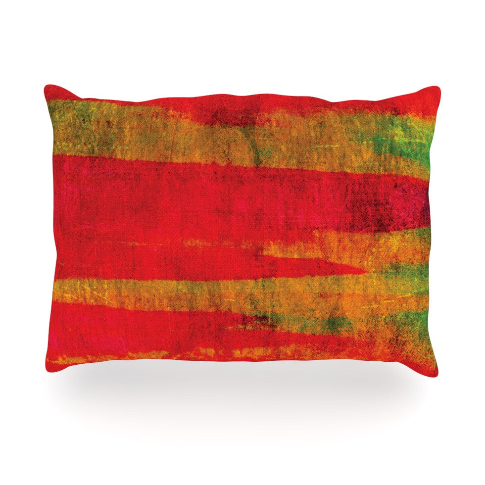 "Ebi Emporium ""Fierce"" Oblong Pillow - KESS InHouse"
