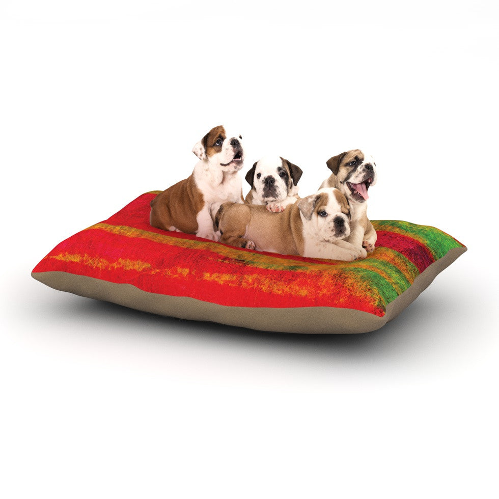 "Ebi Emporium ""Fierce"" Dog Bed - KESS InHouse  - 1"