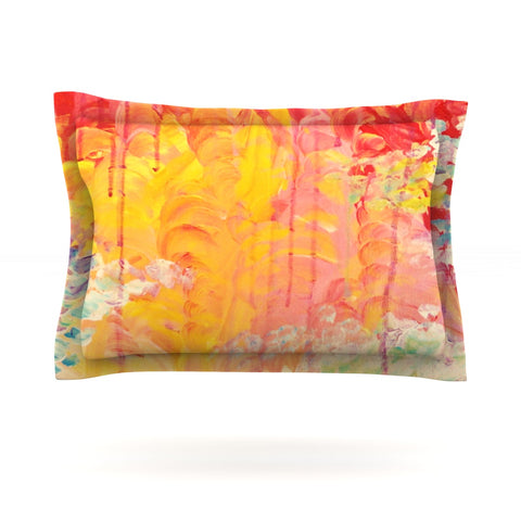 "Ebi Emporium ""Sun Showers"" Pillow Sham - Outlet Item"
