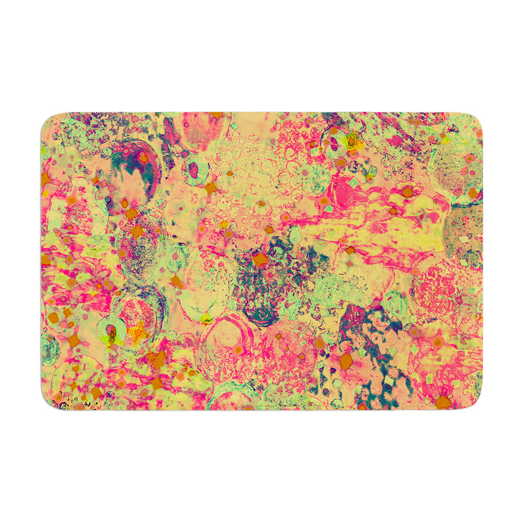 "Ebi Emporium ""Time For Bubbly"" Memory Foam Bath Mat - KESS InHouse"