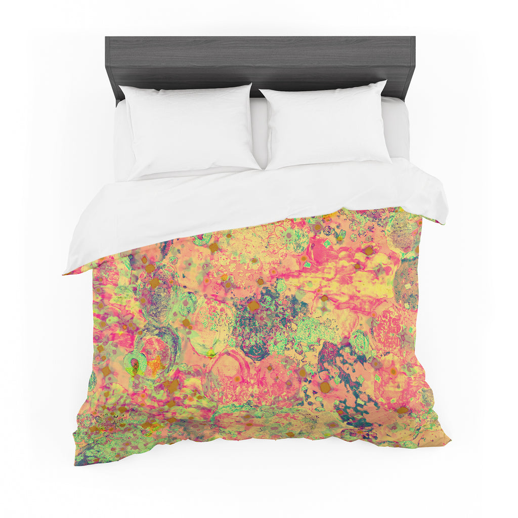 "Ebi Emporium ""Time For Bubbly"" Featherweight Duvet Cover"