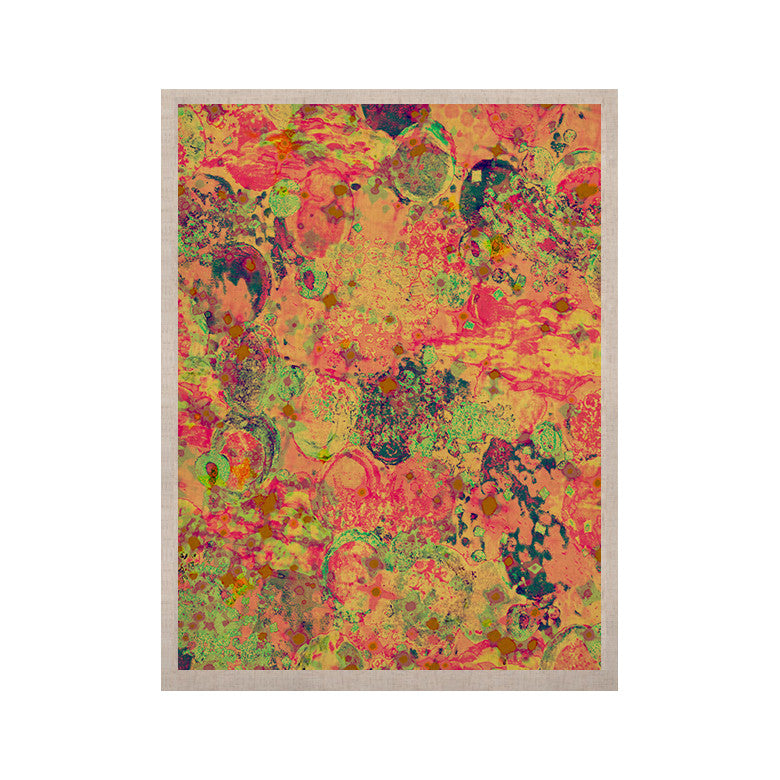 "Ebi Emporium ""Time For Bubbly"" KESS Naturals Canvas (Frame not Included) - KESS InHouse  - 1"