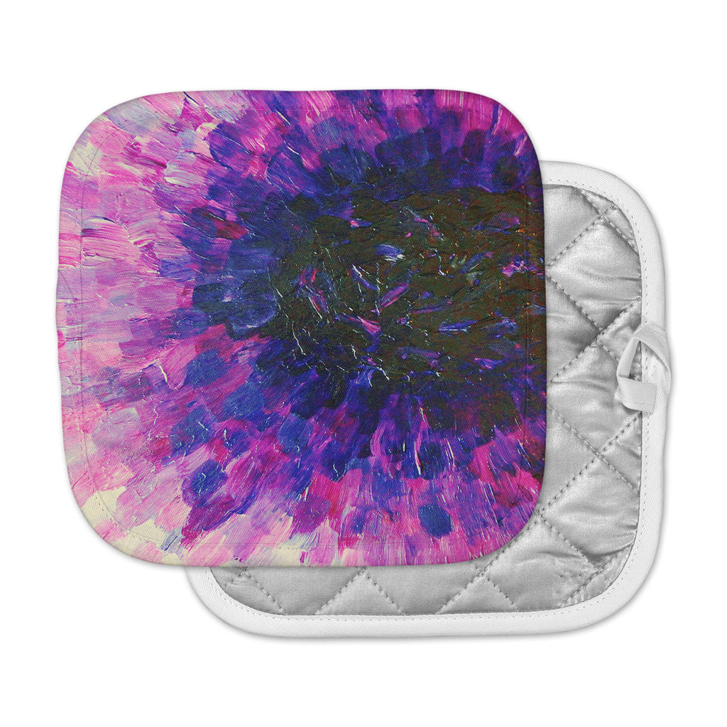 "Ebi Emporium ""Limitless"" Pink Purple Pot Holder"