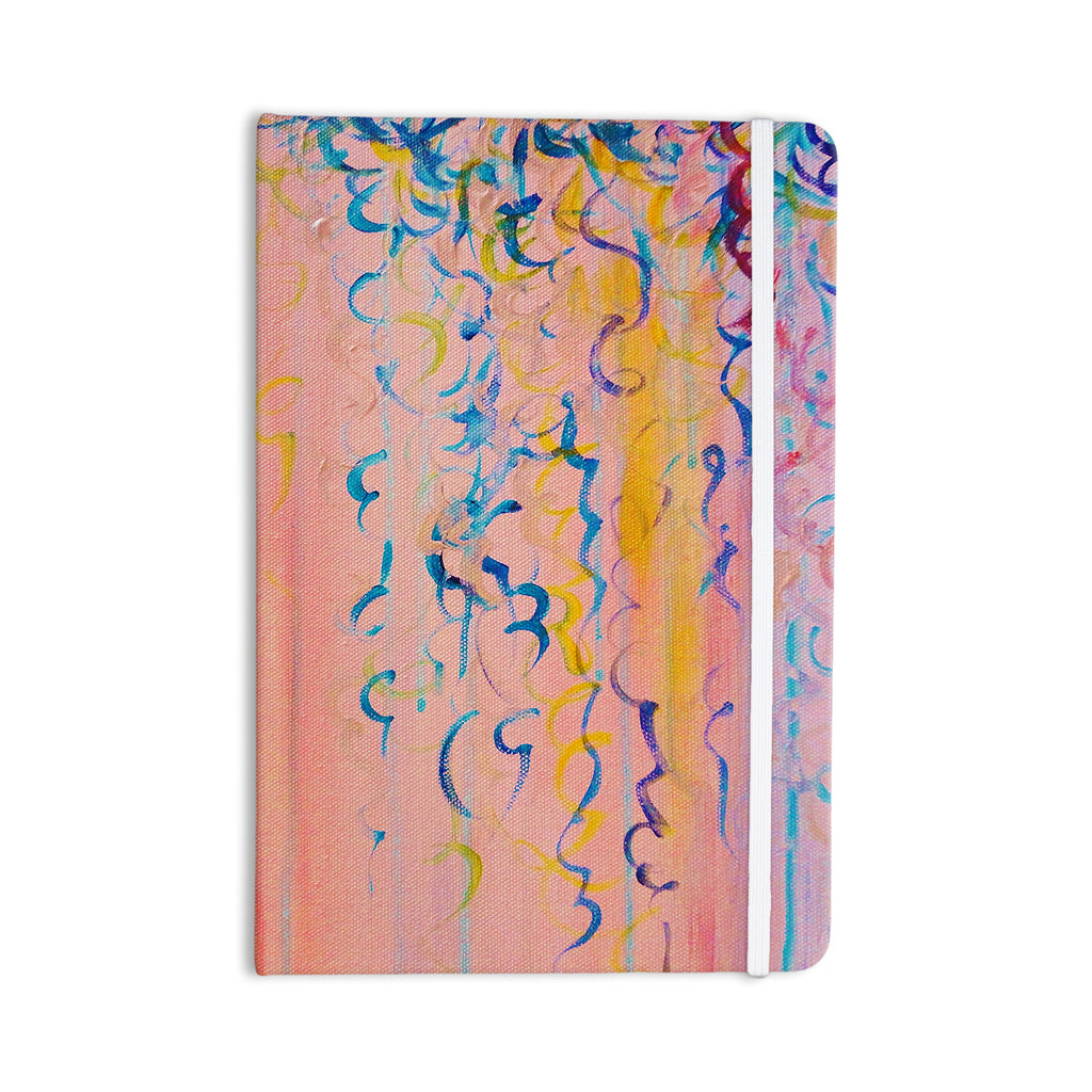 "Ebi Emporium ""Cotton Candy Whispers"" Everything Notebook - KESS InHouse  - 1"