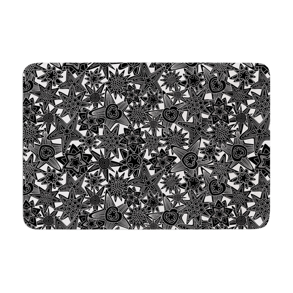 "Julia Grifol ""My Dreams"" Memory Foam Bath Mat - KESS InHouse"