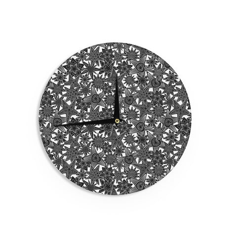 "Julia Grifol ""My Dreams"" Wall Clock - KESS InHouse"