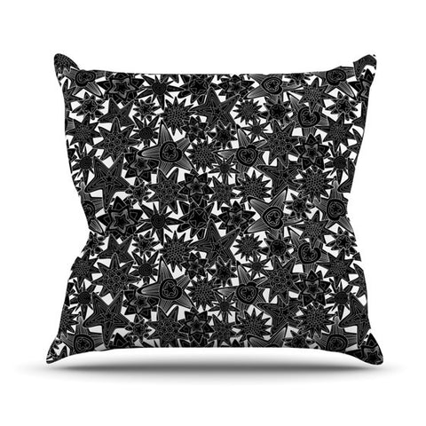 "Julia Grifol ""My Dreams"" Outdoor Throw Pillow - KESS InHouse  - 1"