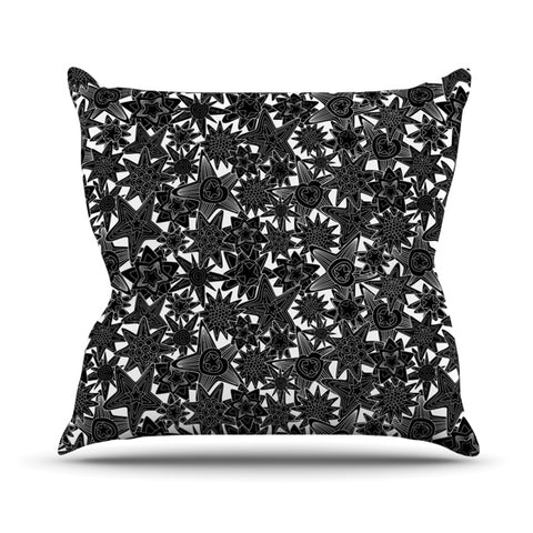 "Julia Grifol ""My Dreams"" Throw Pillow - KESS InHouse  - 1"