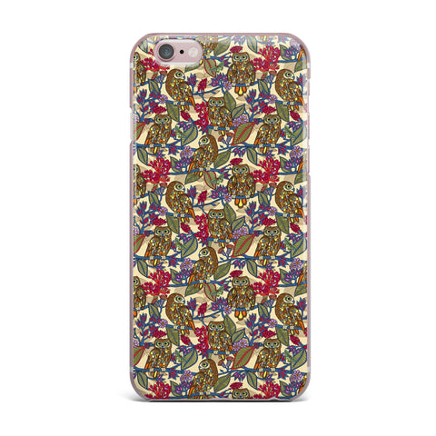 "Julia Grifol ""My Boobooks Owls"" iPhone Case - KESS InHouse"