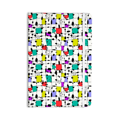 "Julia Grifol ""My Happy Squares"" Everything Notebook - Outlet Item"
