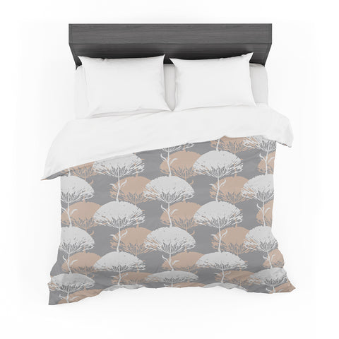 "Julia Grifol ""Charming Tree"" Featherweight Duvet Cover"