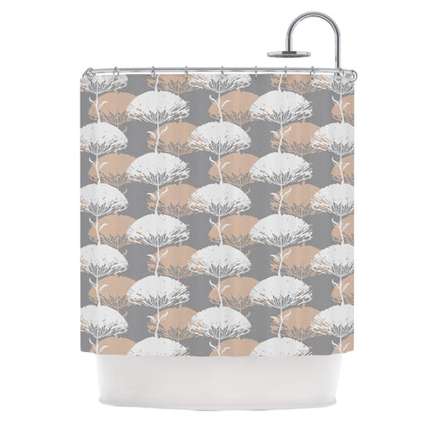 "Julia Grifol ""Charming Tree"" Shower Curtain - KESS InHouse"