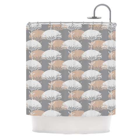 "Julia Grifol ""Charming Tree"" Shower Curtain - Outlet Item"