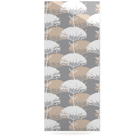 "Julia Grifol ""Charming Tree"" Luxe Rectangle Panel - KESS InHouse  - 1"