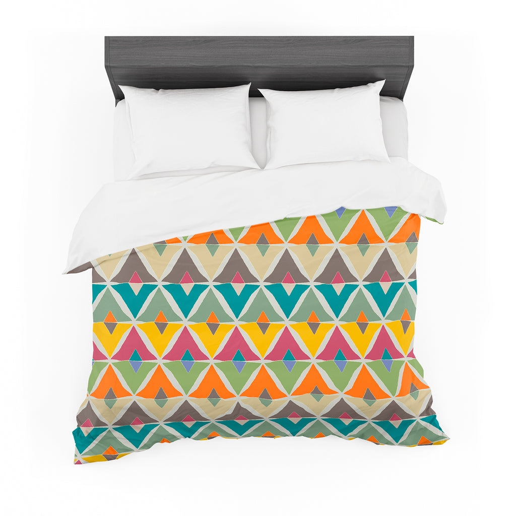 "Julia Grifol ""My Diamond"" Featherweight Duvet Cover"