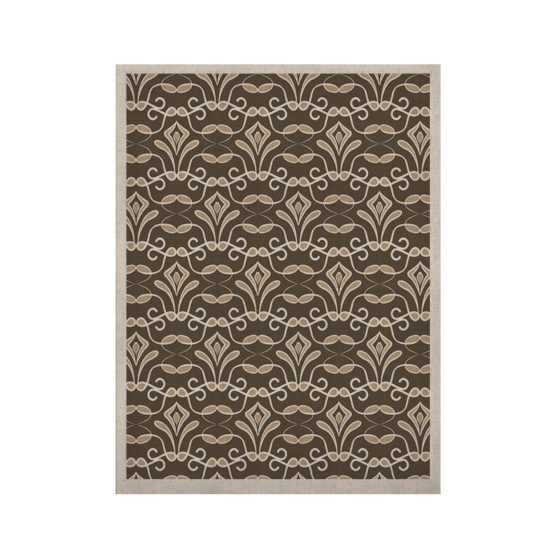 "Julia Grifol ""Deco"" KESS Naturals Canvas (Frame not Included) - KESS InHouse  - 1"
