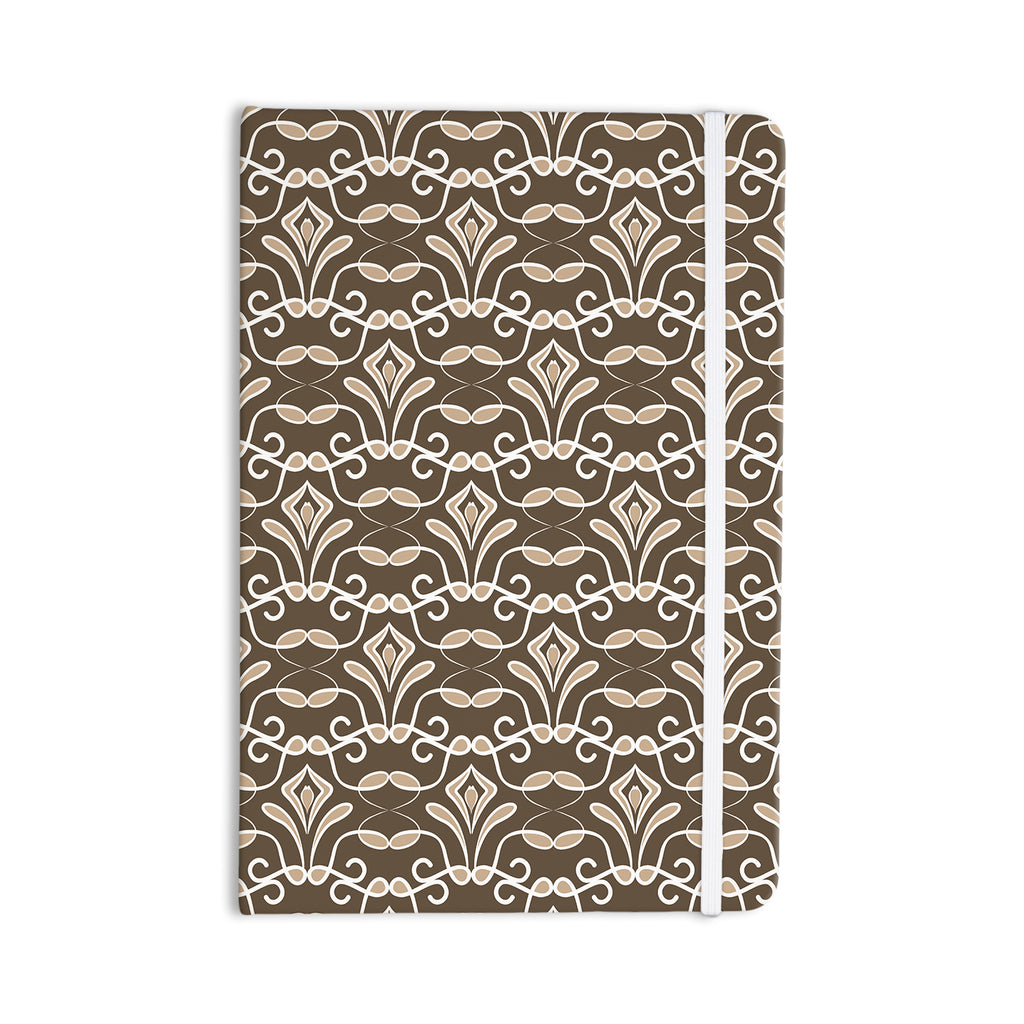 "Julia Grifol ""Deco"" Everything Notebook - KESS InHouse  - 1"
