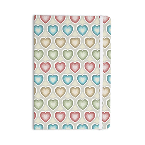 "julia grifol ""My Hearts"" Multicolor Everything Notebook - Outlet Item"