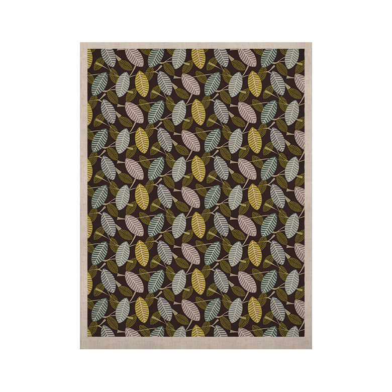 "Julie Hamilton ""Moss Canopy"" KESS Naturals Canvas (Frame not Included) - KESS InHouse  - 1"