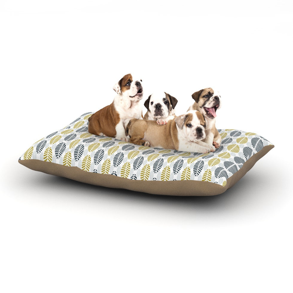"Julie Hamilton ""Seaport"" Dog Bed - KESS InHouse  - 1"