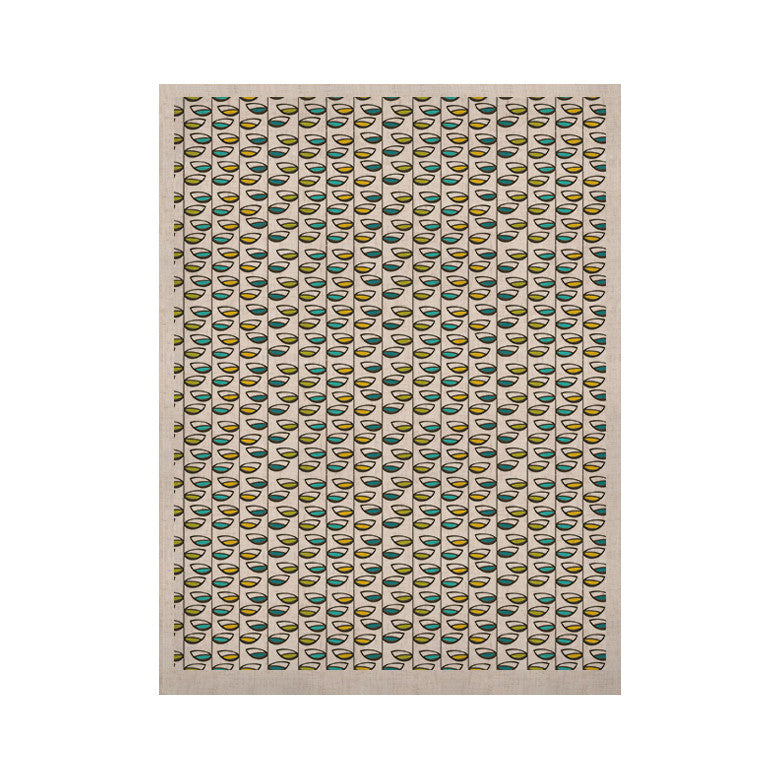 "Julie Hamilton ""Spring Stem"" KESS Naturals Canvas (Frame not Included) - KESS InHouse  - 1"
