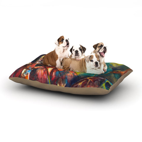 "Kristin Humphrey ""Growth"" Dog Bed - KESS InHouse  - 1"