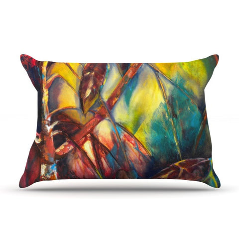 "Kristin Humphrey ""Growth"" Pillow Sham - KESS InHouse"