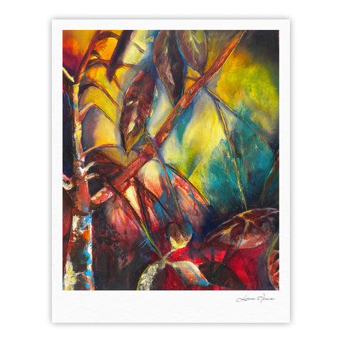 "Kristin Humphrey ""Growth"" Fine Art Gallery Print - KESS InHouse"