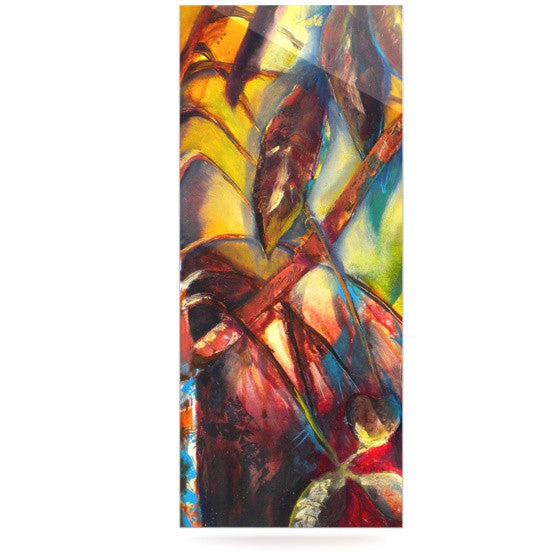 "Kristin Humphrey ""Growth"" Luxe Rectangle Panel - KESS InHouse  - 1"