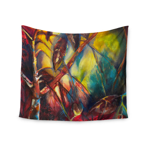 "Kristin Humphrey ""Growth"" Wall Tapestry - KESS InHouse  - 1"