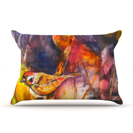 "Kristin Humphrey ""In Depth"" Pillow Sham - KESS InHouse"