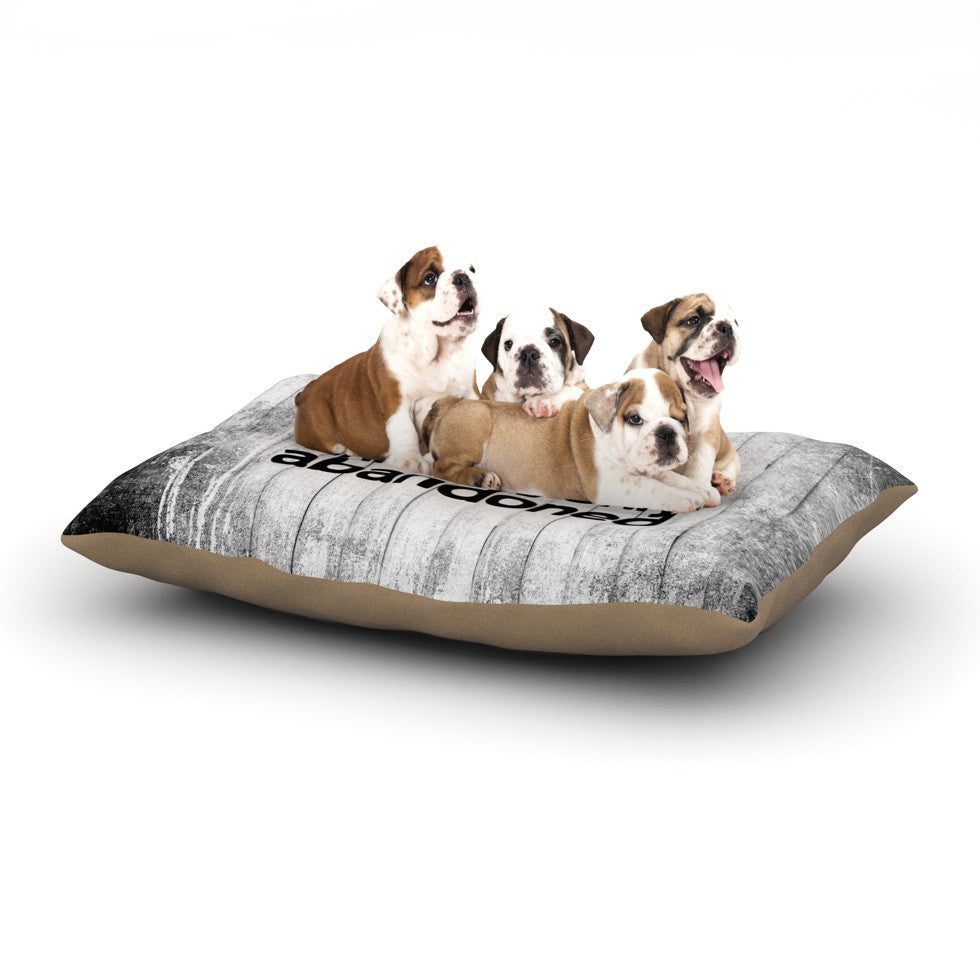 "KESS Original ""Art Never Finished"" Dog Bed - KESS InHouse  - 1"