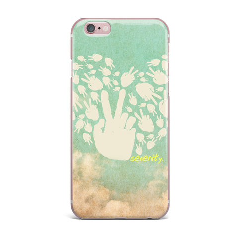 "Kess Original ""Serenity""  iPhone Case - Outlet Item"