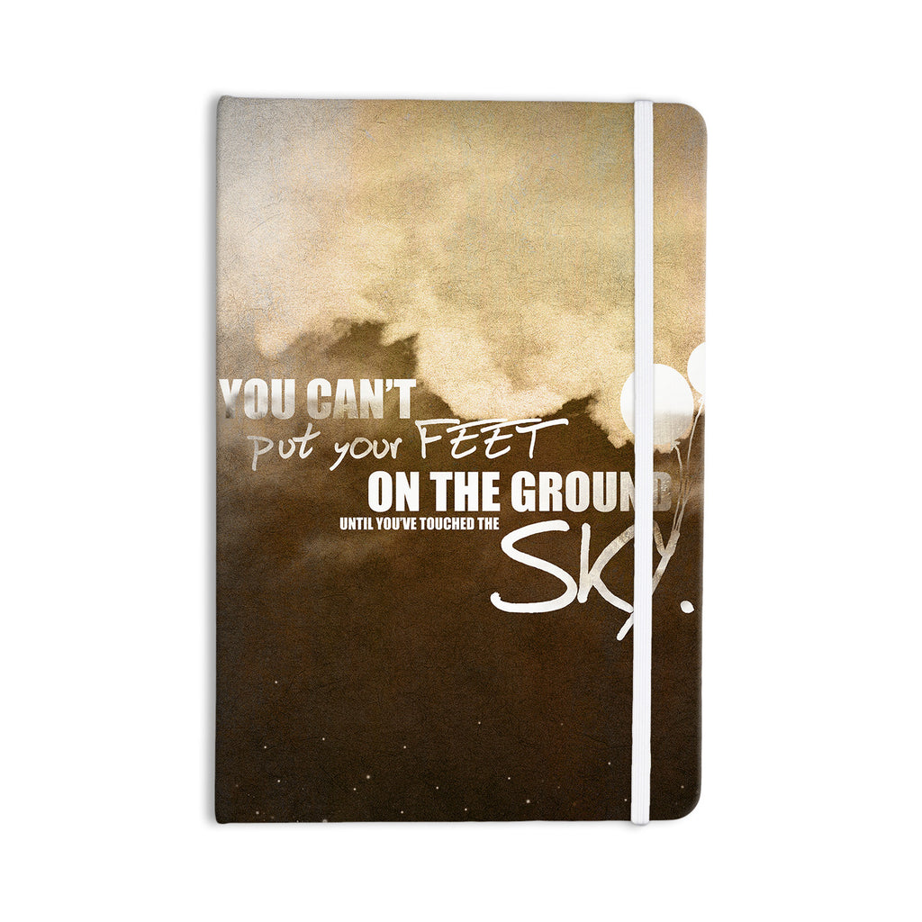"KESS Original ""Touch the Sky"" Everything Notebook - KESS InHouse  - 1"