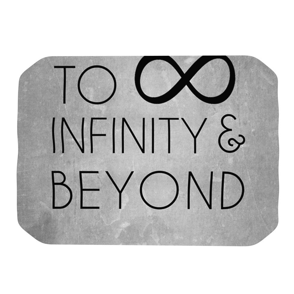 "KESS Original ""To Infinity & Beyond"" Place Mat - KESS InHouse"