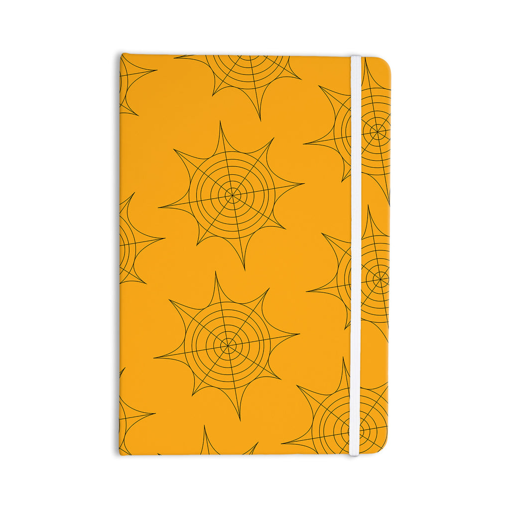 "KESS Original ""Spiderwebs"" Everything Notebook - KESS InHouse  - 1"