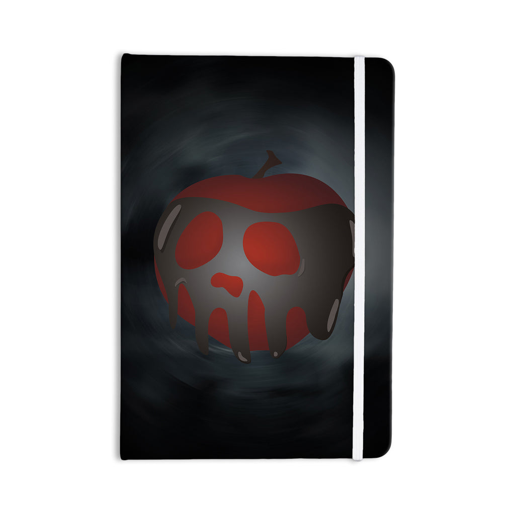 "KESS Original ""One Last Bite"" Poison Apple Everything Notebook - KESS InHouse  - 1"