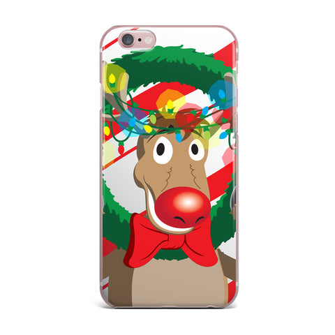 "Kess Original ""Reindeer""  iPhone Case - Outlet Item"