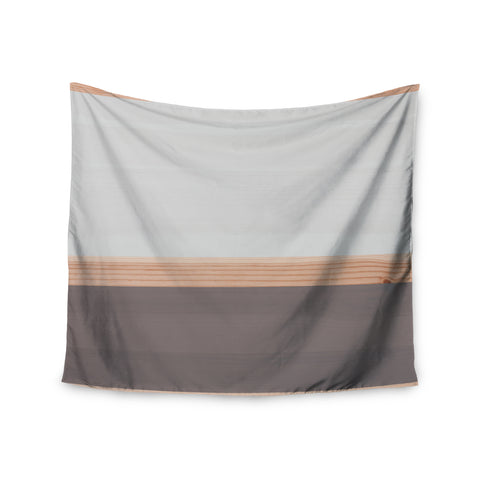 "KESS Original ""Spring Swatch"" Gray Wood Wall Tapestry - Outlet Item"