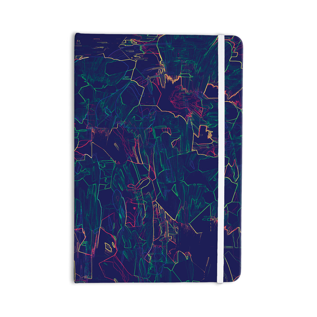 "Kathryn Pledger ""Night Life"" Everything Notebook - KESS InHouse  - 1"