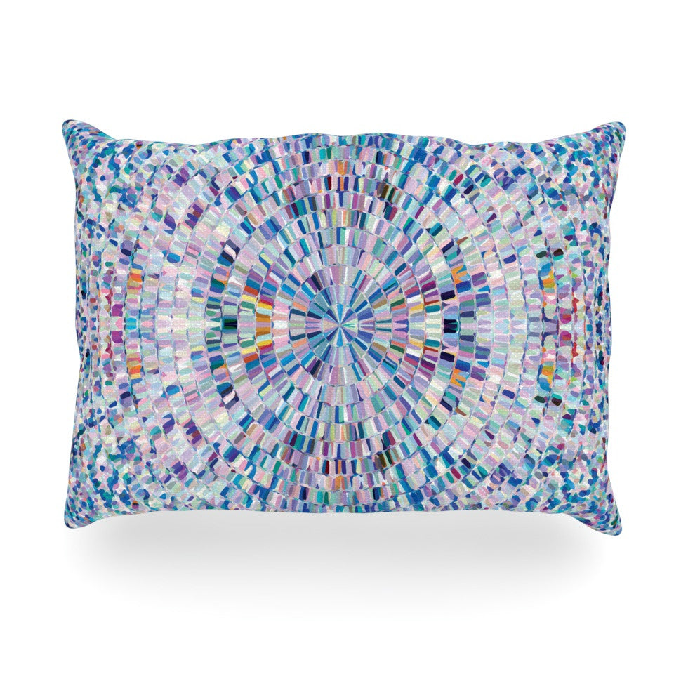 "Kathryn Pledger ""Looking"" Oblong Pillow - KESS InHouse"