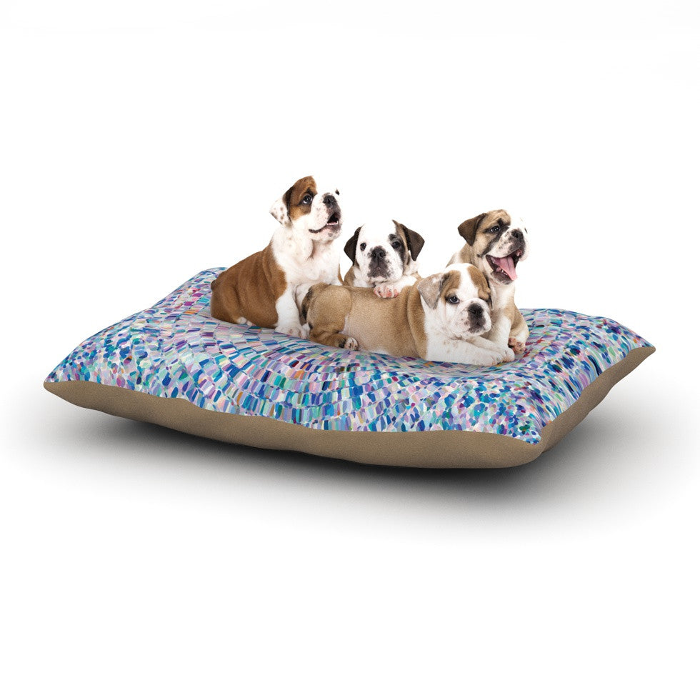 "Kathryn Pledger ""Looking""  Dog Bed - KESS InHouse  - 1"