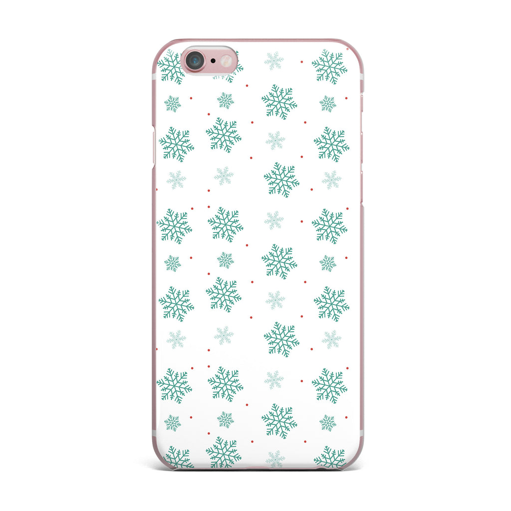 "Louise ""Snow"" Pastel White iPhone Case - KESS InHouse"