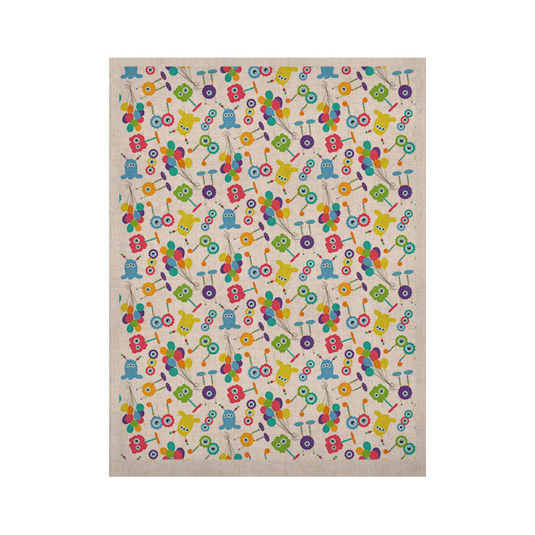 "Laura Escalante ""Fun Creatures"" KESS Naturals Canvas (Frame not Included) - KESS InHouse  - 1"
