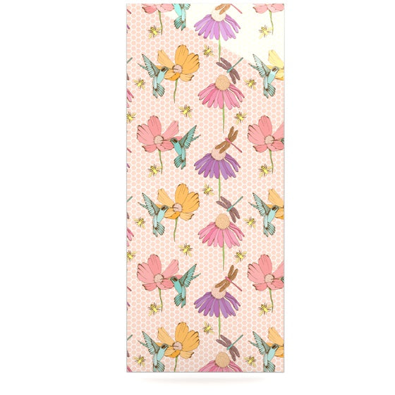 "Laura Escalante ""Magic Garden"" Luxe Rectangle Panel - KESS InHouse  - 1"