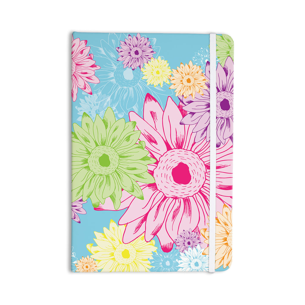 "Laura Escalante ""Summer Time"" Everything Notebook - KESS InHouse  - 1"