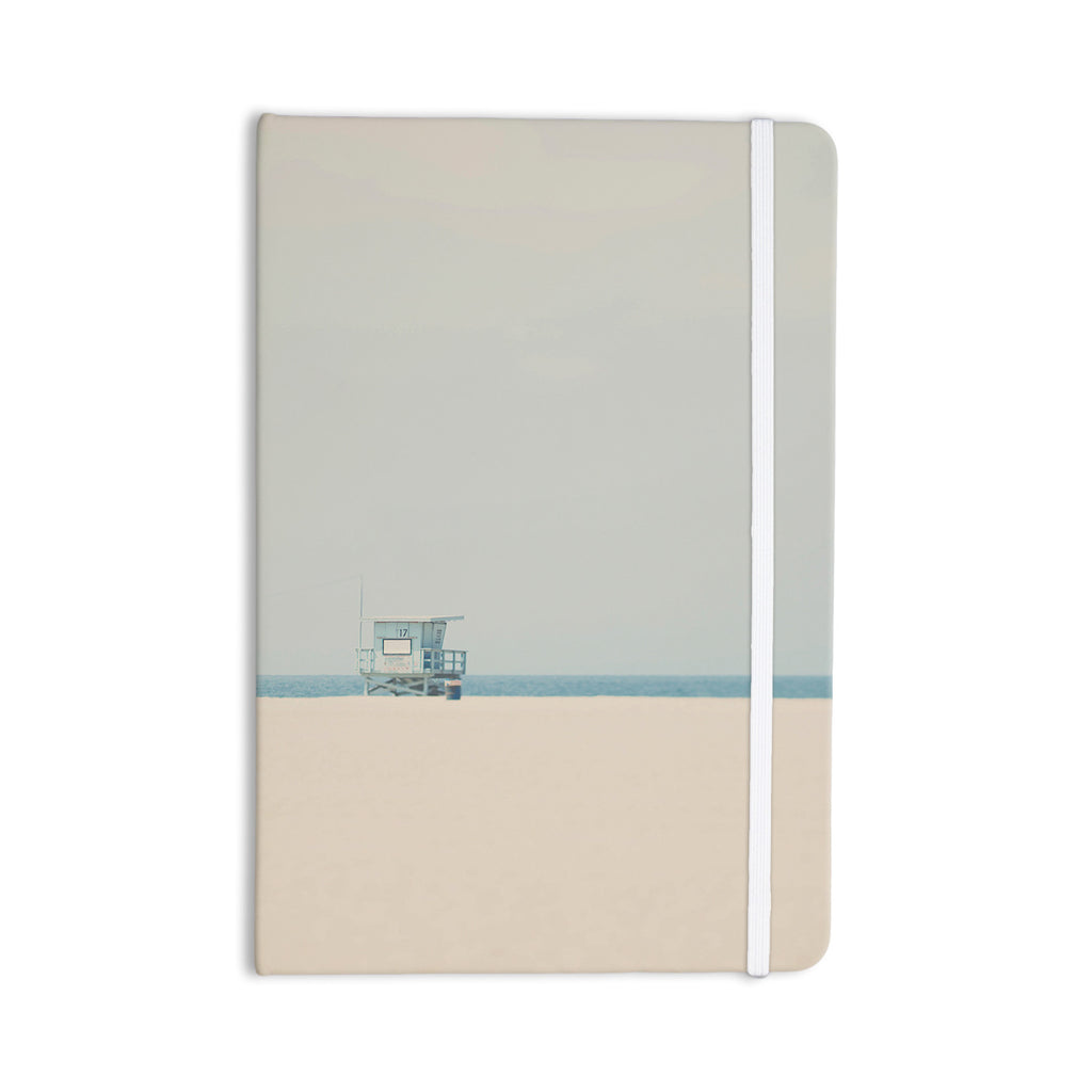 "Laura Evans ""Tower 17"" Coastal Everything Notebook - KESS InHouse  - 1"